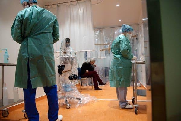 Obrovský nárast nakazených! Slovensko zaznamenalo viac ako 100 pozitívne testovaných