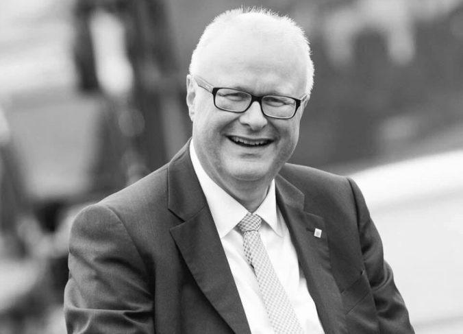 Minister financií Thomas Schäfer spáchal samovraždu, údajne sa bál dopadu koronavírusu na ekonomiku