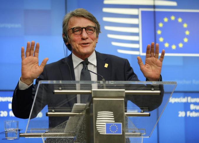 Sídlo Európskeho parlamentu otvorí svoje dvere bezdomovcom, počas koronakrízy im bude poskytovať teplú stravu