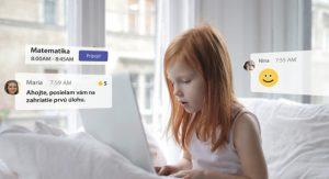 Školy môžu využiť bezplatnú podporu a naštartovať systém e-learningu