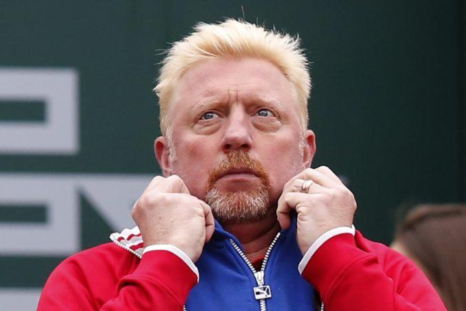 Boris Becker skritizoval zrušenie Wimbledonu pre koronavírus, s rozhodnutím podľa neho mali počkať