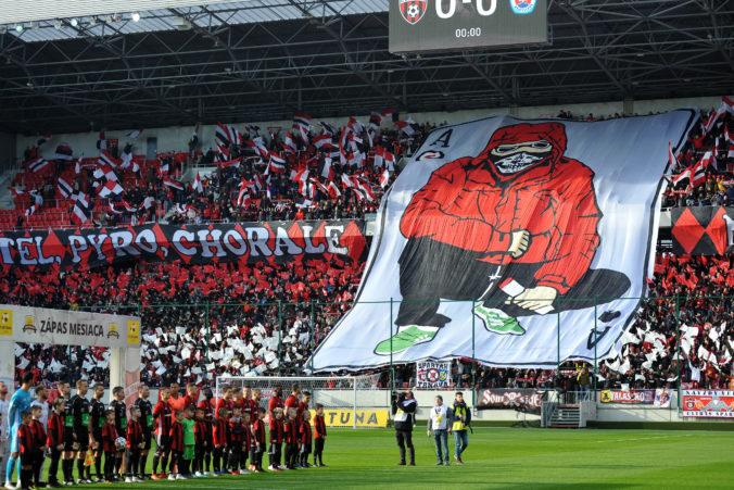 Fanúšikovia Spartaka Trnava chcú virtuálne vypredať štadión a finančne pomôcť svojmu klubu