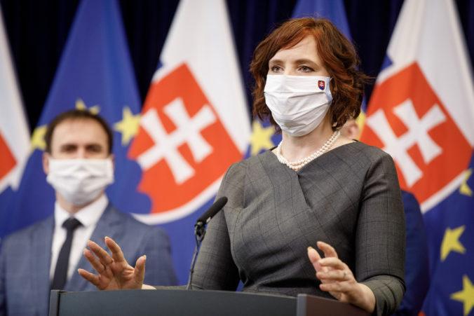 Remišová intenzívne rokuje s ministrami o použití voľných zdrojov EÚ na boj s pandémiou