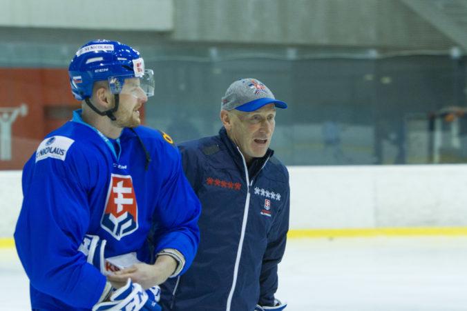 Craig Ramsay urobil veľké gesto pre slovenský hokej, myslí na olympijskú kvalifikáciu (video)