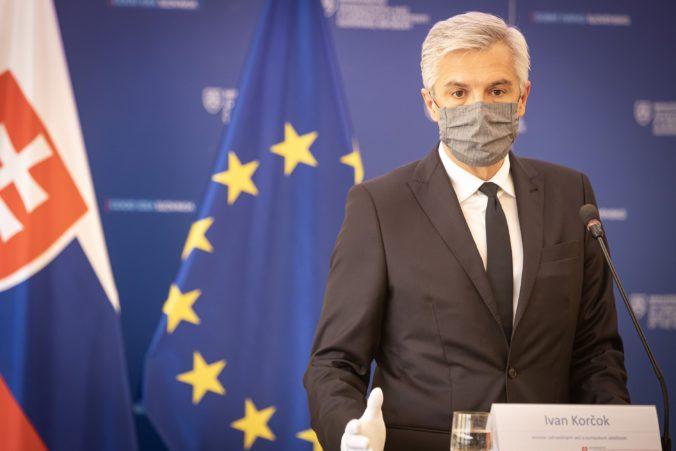 Mýtus Slovenska o moste medzi východom a západom je nebezpečný, vyhlásil minister Korčok