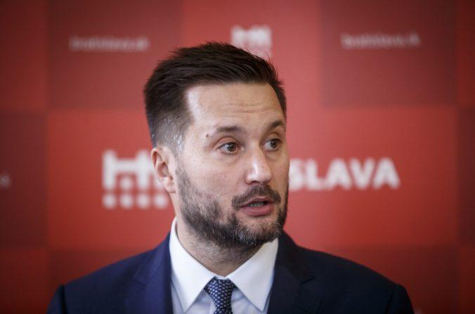Bratislavský magistrát zverejnil tri scenáre možného dopadu koronavírusu na hlavné mesto