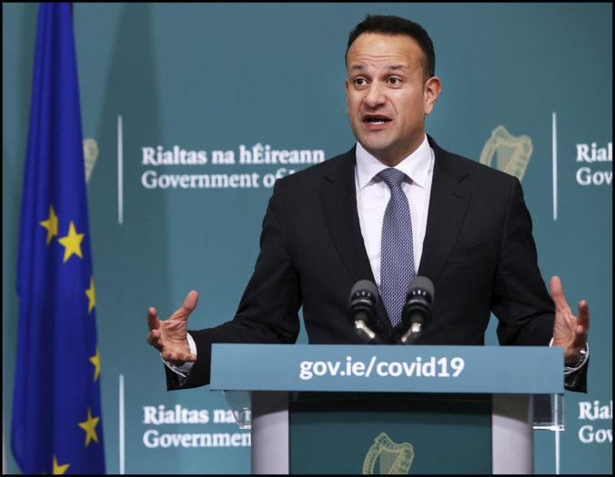 Írsky premiér vezme raz do týždňa službu v nemocnici, chce tak pomáhať nakazeným pacientom