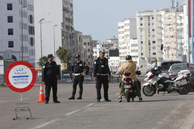 V Maroku platia prísne opatrenia, za nenosenie rúška hrozí aj väzenie