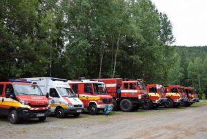 Dobrovoľní hasiči vo viacerých obciach dostanú hasičské autá, bezplatne ich môžu využívať do 2022
