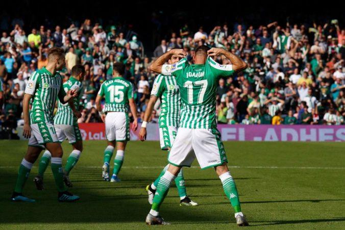 La Liga ohlásila reštart sezóny, prvý duel by mal byť v júni medzi Betis Sevilla a FC Sevilla