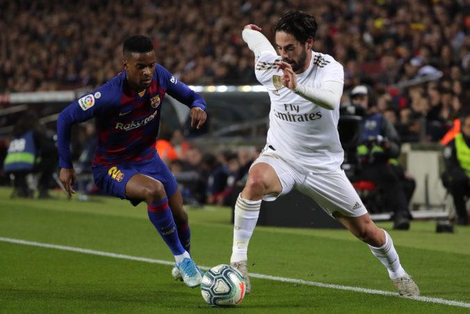 Tímy La Ligy môžu trénovať vo väčších skupinách, Real a Barcelona budú hrať v rozdielne dni