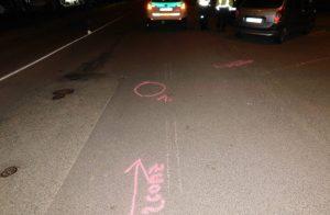 Opitý vodič spôsobil v Myjave nehodu, pri cúvaní z parkoviska narazil do idúceho auta (foto)