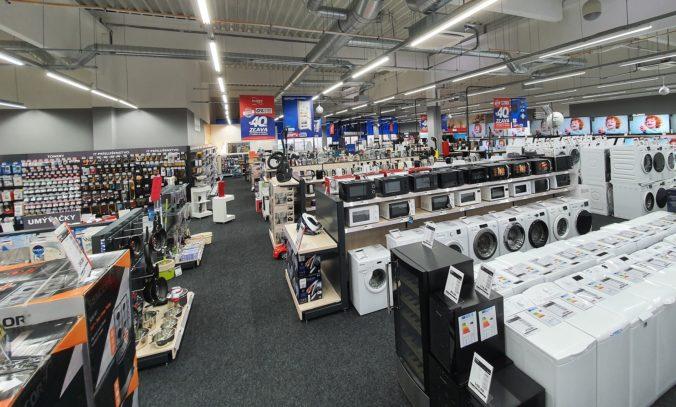 Plánujete nákup spotrebičov do domácnosti? V stredu sa to oplatí!