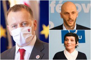 Sme rodina a Progresívne Slovensko si zvolia predsedov, o funkciu sa opäť uchádzajú Kollár aj Truban