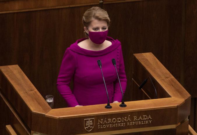Prezidentka Čaputová avizovala iný prejav ako mali jej predchodcovia, ale podľa politológa takým nebol