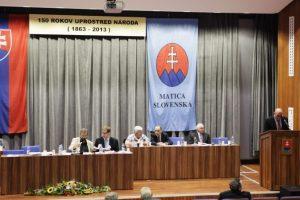 V Matici Slovenskej bude parlamentný prieskum, výbor odsúhlasil návrh smeráčky Vaľovej
