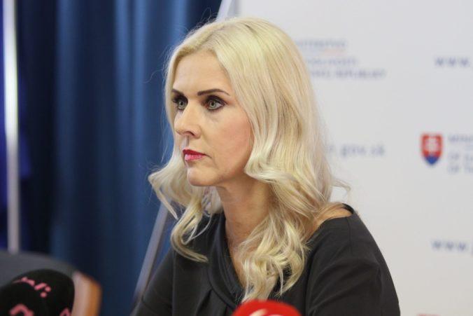 Obvinená bývalá štátna tajomníčka Jankovská sa vzdala funkcie sudkyne