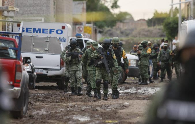 Ozbrojení muži prepadli centrum pre liečbu drogových závislostí, zabili 24 ľudí