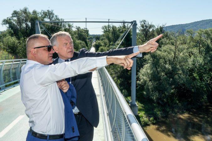 Iniciatíva Európa pre občanov podporí mestá a obce, Bratislavský kraj sa spojil s Dolným Rakúskom