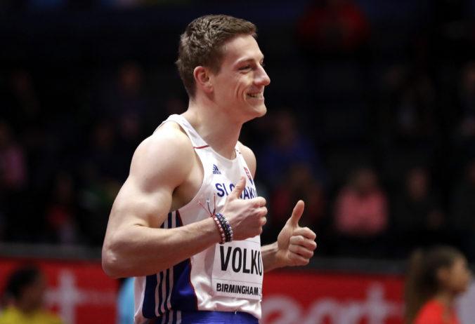 Ján Volko aj Matej Tóth triumfovali v prvom kole domácej atletickej ligy v Dubnici
