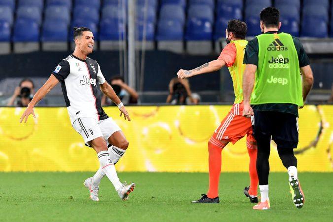 Juventus strelil Janovu výstavné góly, skóroval aj Ronaldo (video)