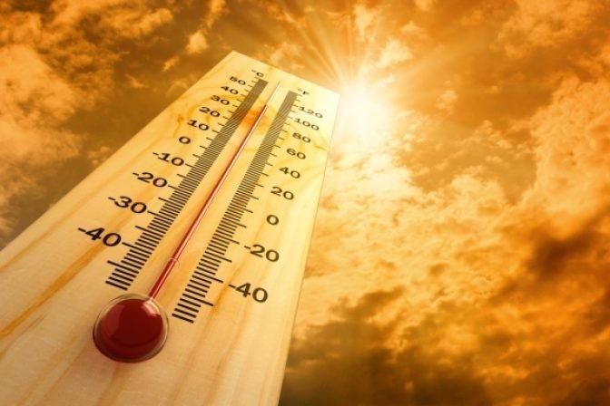 Veľká Británia môže pravidelne zažívať teploty okolo 40 stupňov Celzia