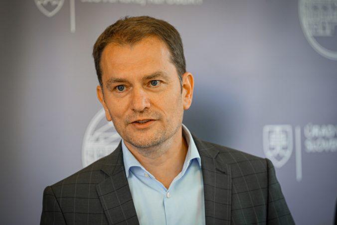 Premiér Matovič priznal, že v súvislosti so svojou diplomovkou by mal prísť o titul