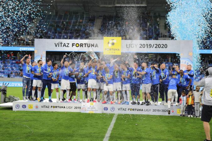 Kvarteto fortunaligistov zabojuje o Európsku ligy, do baráže s Dubnicou ide napriek výhre Nitra