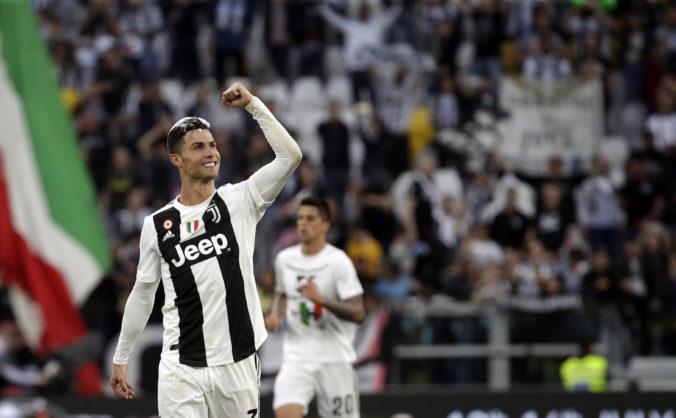 Christiano Ronaldo sa stane prvým hráčom, ktorý strelil 50 gólov v Anglicku, Španielsku aj Taliansku