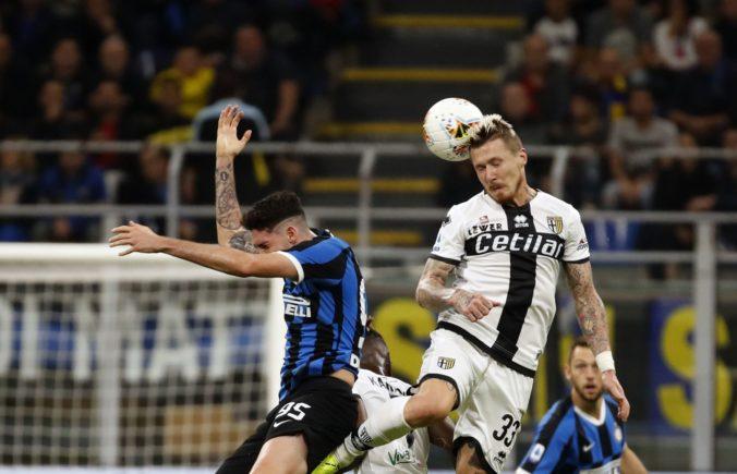 Serie A má prvý pozitívny prípad koronavírusu po reštarte, objavil sa v klube Juraja Kucku