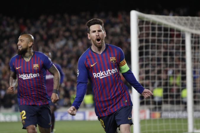 Messi sa už zrejme rozhodol. Zahrá si ešte jednu sezónu a potom Barcelonu opustí