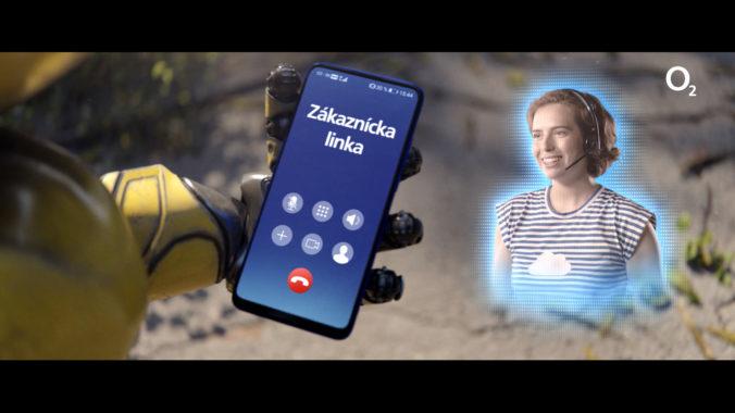 O2 poľudštilo svoju zákaznícku linku. Od prvého momentu sa s vami bude rozprávať zamestnanec linky a nie automat