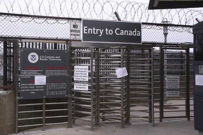 Obmedzenia na hraniciach Kanady a USA asi predĺžia, v krajine javorového listu vládnu obavy