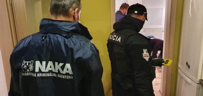 NAKA sa zamerala na extrémistov, počas akcie Šašovia zadržala deväť osôb