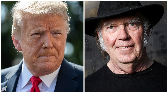 Trump má na krku žalobu za porušenie autorských práv, v kampaniach používal hity Neila Younga