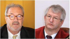 Súdnictvo na Slovensku je momentálne v prechodnom období, zhodol sa Šikuta s Mazákom