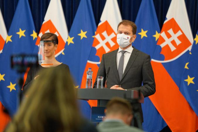 Slovensko nie je banánová republika, reagoval Matovič na vyhostenie ruských diplomatov