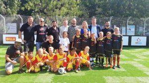 Štartuje projekt Futbal v meste