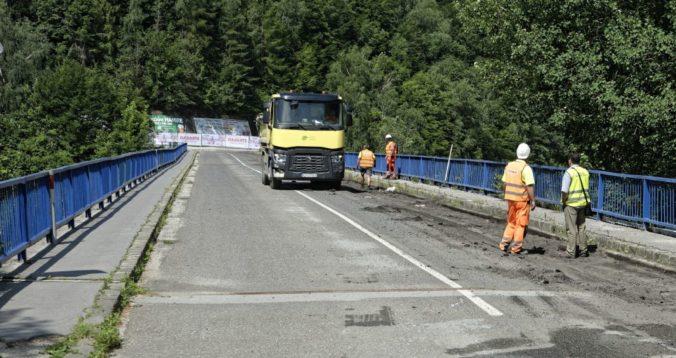 Most medzi Kysakom a Veľkou Lodinou je v havarijnom stave, statik nariadil jeho okamžité uzavretie