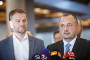 Kyselica skončil na poste štátneho tajomníka, Matovičova vláda ho oficiálne odvolala