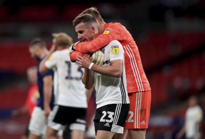 V Premier League budú chytať dvaja slovenskí brankári, Fulham s Rodákom uspel vo finále play-off