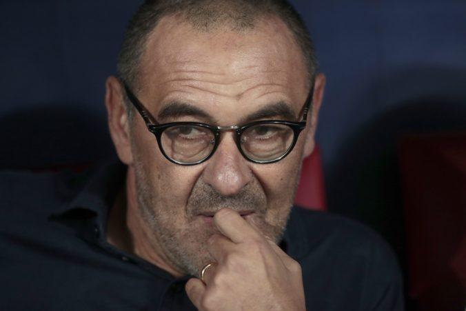 Sarriho osud bol spečatený už pred duelom s Lyonom, Pirlo bude podľa Del Piera úspešnejší ako Zidane