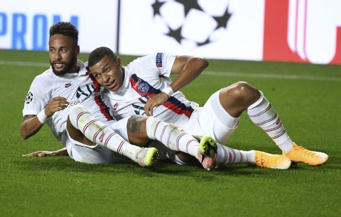 Atalanta mala semifinále Ligy majstrov na dosah, ale PSG v závere senzačne otočil výsledok (video)