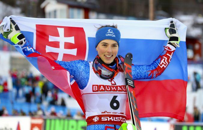 Petra Vlhová trénuje slalom v litovskej Snow Arene, otestuje aj nový materiál z Rossignolu