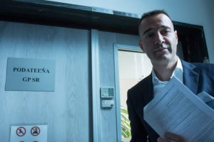 Drucker podal trestné oznámenie v súvislosti s výrokmi premiéra Matoviča