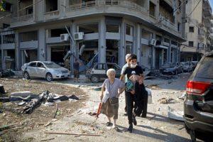 Výbuch v Bejrúte – UNICEF je už na mieste a pomáha zasiahnutým