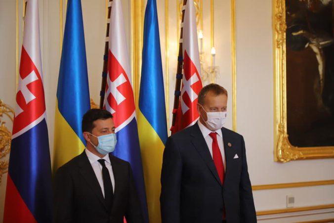 Kollár chce rozvíjať vzťahy s ukrajinským parlamentom, svoj záujem predostrel prezidentovi Zelenskému