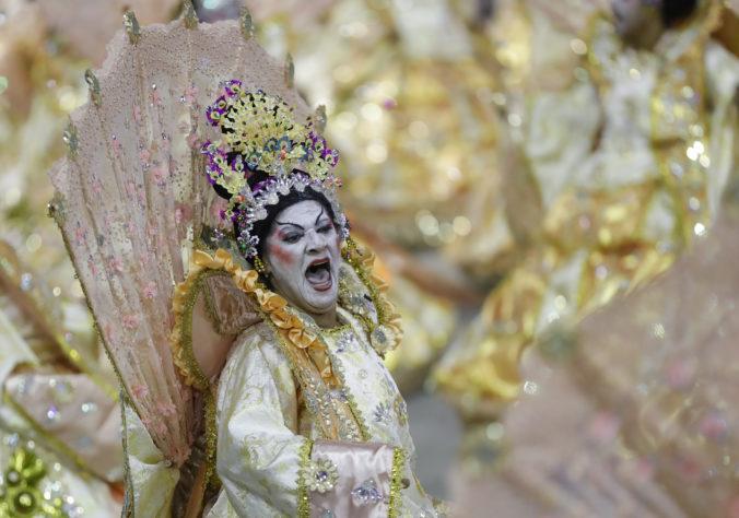 Známy karneval v Riu pre koronavírus odložili, školy samby žiadajú najskôr účinnú vakcínu