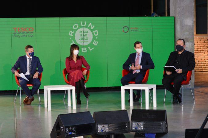 Potravinový odpad na Slovensku: Tesco prináša pozitívnu zmenu a rozvíja spolupráce
