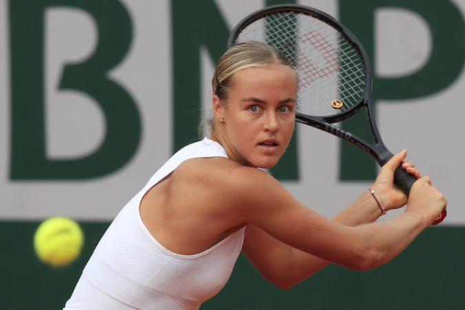 Fantastická Schmiedlová na Roland Garros vyradila Azarenkovú, povolila jej iba štyri gemy